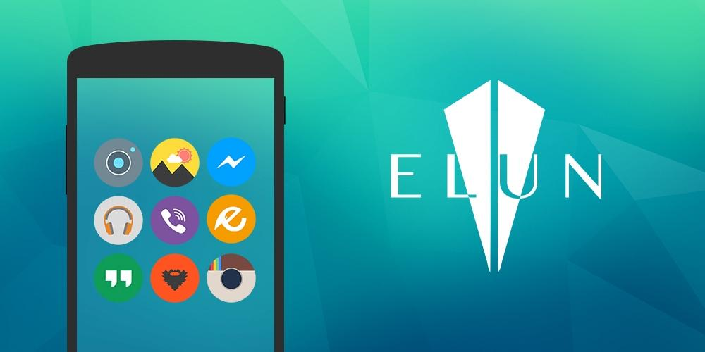 Elun - Icon Pack Screenshot 8