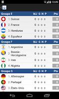 Screenshot of Coupe du Monde - Les Bleus