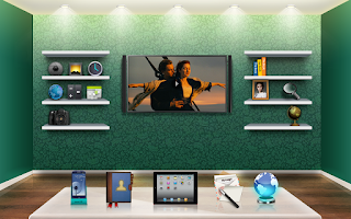 Screenshot of 3D Home HD