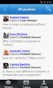 AskAbout - screenshot