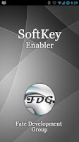 Screenshot of SoftKey Enabler