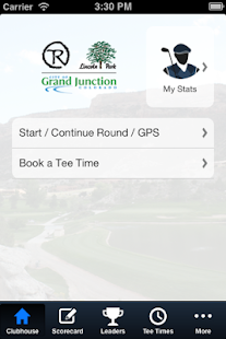 City of Grand Junction Golf - screenshot