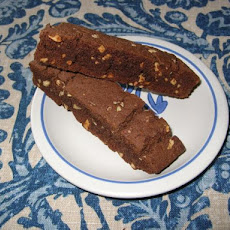 Chocolate Orange Biscotti