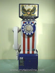 Paystations - Western Electric D18057 Stars & Stripes