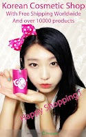 Screenshot of W2Beauty Korean Cosmetic