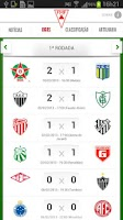 Screenshot of Campeonato Mineiro 2014