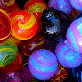 Orbs by Sue Neese - Artistic Objects Glass ( glass art )