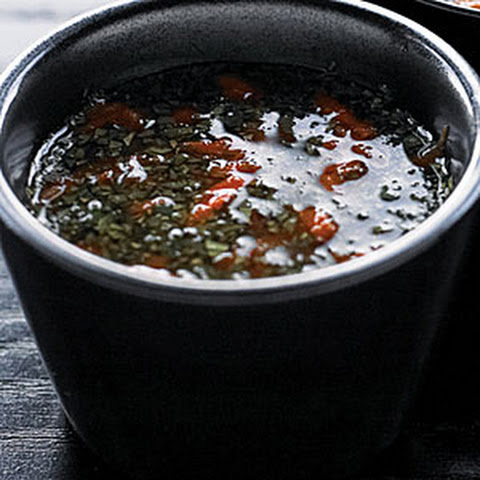 Thai-style Chili, Lime, And Cilantro Dipping Sauce Recipe ...