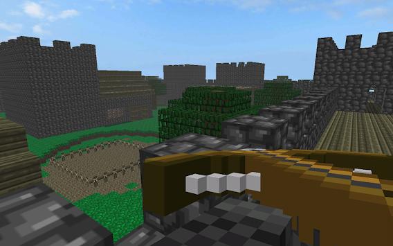 Block Warfare: Medieval Combat apk screenshot