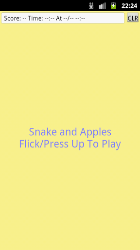 蛇とリンゴ Snake and Apples