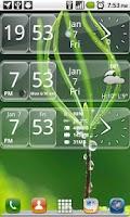 Screenshot of Sense Analog Small Glass 4x1