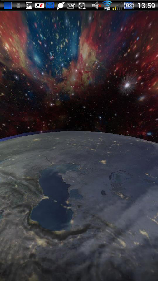Earth Live Wallpaper HD Screenshot 5