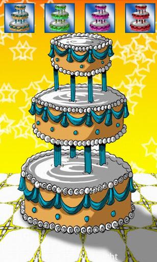 生日蛋糕設計師加
