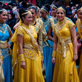 Thanks Giving, NYC by Bibhash Nag - News & Events US Events ( diwali )