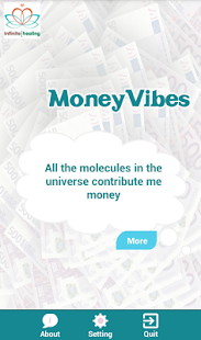 MoneyVibes - screenshot
