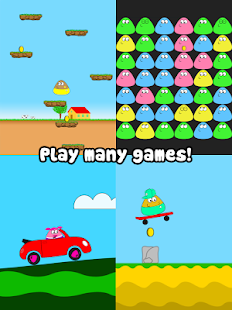 Pou APK for Blackberry