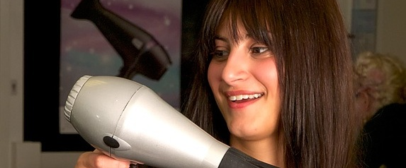 Daniela Blow Drying
