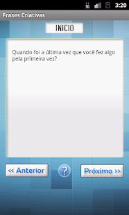 Frases Criativas - screenshot