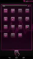 Screenshot of Serenity Launcher Theme Pink