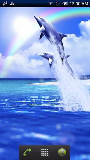 Tropical Ocean-Rainbow