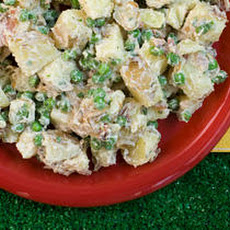 Potato Salad with Peas and Mint Recipe