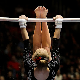 Twist by Chris Ayers - Sports & Fitness Other Sports ( canon, 70-200, 5d mk iii, gymnastics, canon 5d )