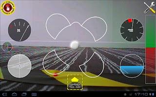 Screenshot of DroneFlight