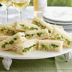 Kentucky Benedictine Tea Sandwiches