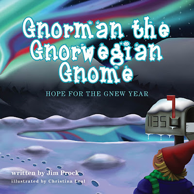 Gnorman The Gnorwegian Gnome