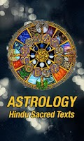 Screenshot of Astrology Hindu Sacred Texts