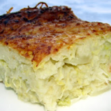 Lacy Potato Kugel