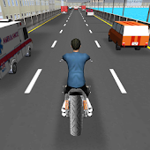 Moto Traffic Racer APK for Bluestacks