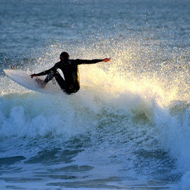by Luis Palma - Sports & Fitness Surfing