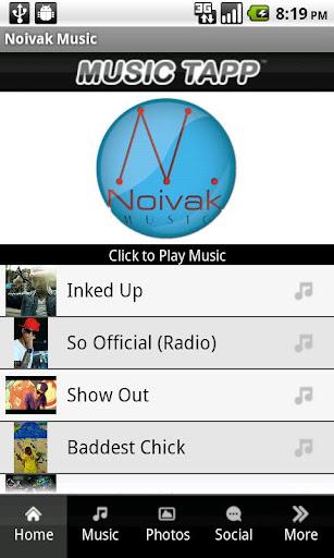Noivak Music
