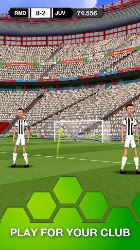 Stick Soccer - screenshot