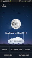 Screenshot of Tanishq KarvaChauth 2013