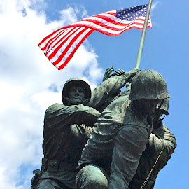 Iwo Jima with iPhone by Tyrell Heaton - News & Events US Events ( iwo jima, iphone )