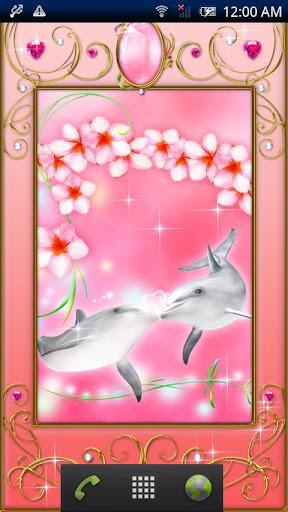Dolphin -Rose Quartz-