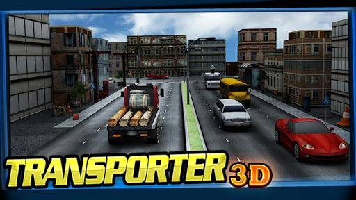 Transporter 3D - screenshot