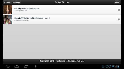玩免費媒體與影片APP|下載Captain TV app不用錢|硬是要APP