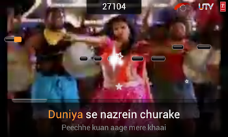 Screenshot of Chennai Express Karaoke App