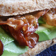Bacon and Avocado Sandwiches