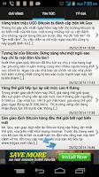 Screenshot of Giá Vàng