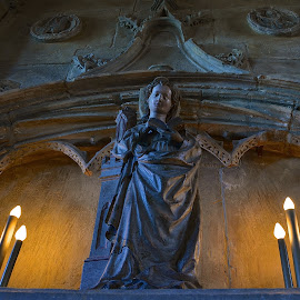 Beautiful Display by Ed Hanson - Buildings & Architecture Statues & Monuments ( statue, low light )