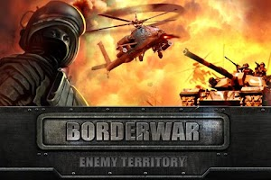 Screenshot of Border War Enemy Territory
