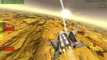 Screenshot of Fractal Combat