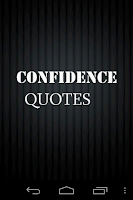 Screenshot of Confidence Quotes