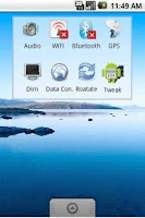 Screenshot of Android Tweak