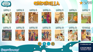 Screenshot of Hidden Object FREE: Cinderella