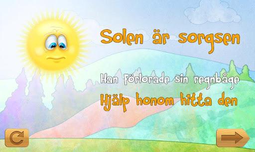 Smart Speller Swedish (Kids) - screenshot